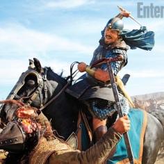 """Christian Bale en """"Exodus: Gods and Men"""""""