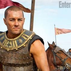 "Joel Edgerton en ""Exodus: Gods and Kings""."