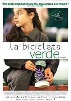 la-bicicleta-verde-poster