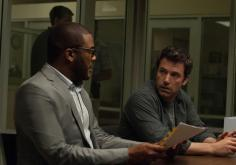 "Tyler Perry y Ben Affleck en ""Gone Girl""."