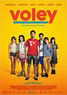 Voley-poster