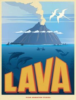 Lava-poster