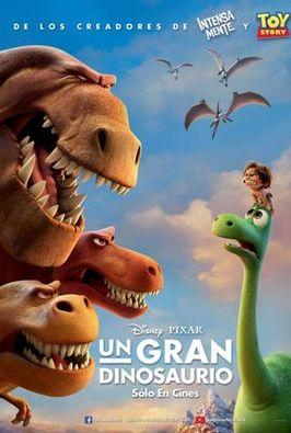 un-gran-dinosaurio-poster