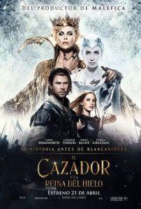 cazador-reina-hielo-poster