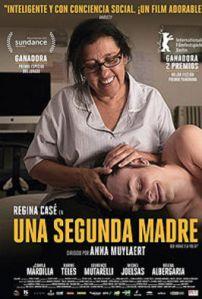 una-segunda-madre-poster