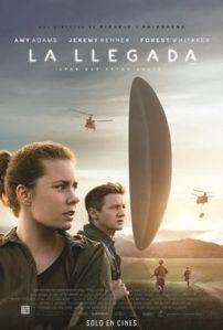la-llegada-poster