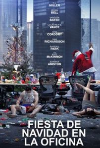 office-christmas-party-poster