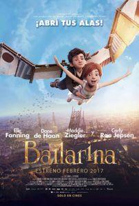 bailarina-poster